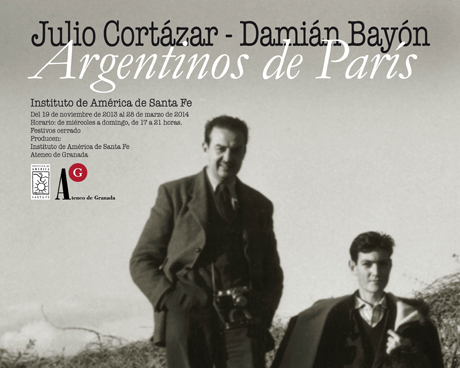 Julio Cortázar – Damián Bayón, Argentinos de París