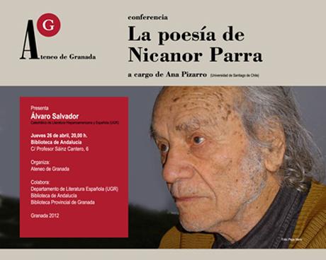 La poesía de Nicanor Parra