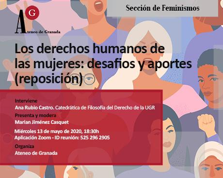 Los derechos humanos de las mujeres