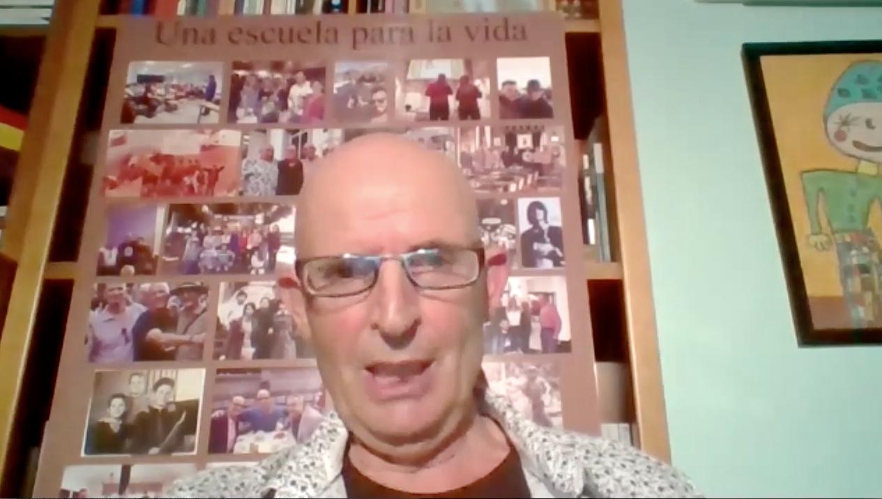 Conferencia Ateneo de Granada: Educar es Amar
