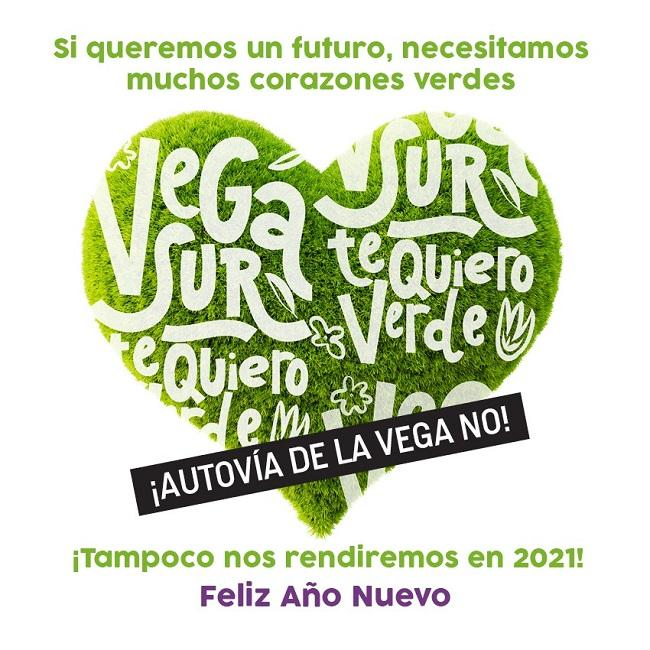 Vega Sur te quiero verde