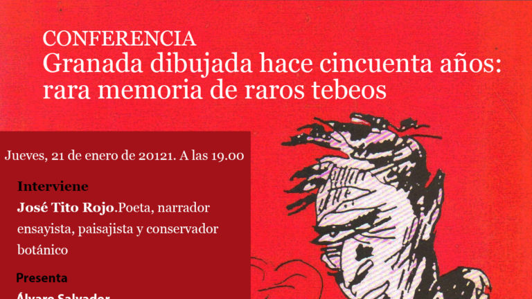 Ciclo La Granada dibujada: los comics desde 1980