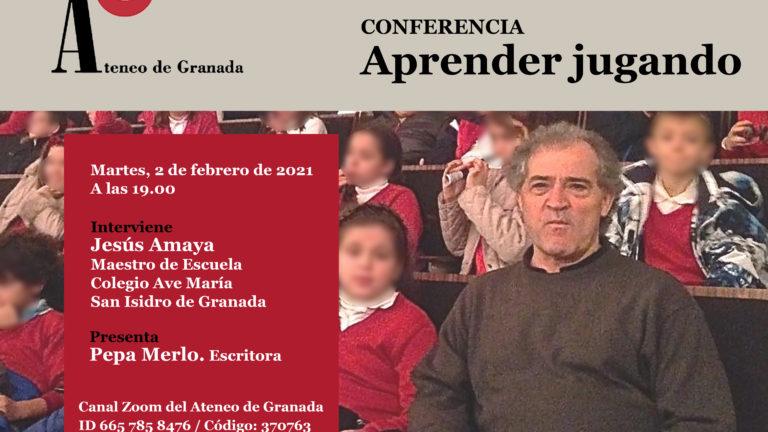 Conferencia El Ateneo: Aprender Jugando
