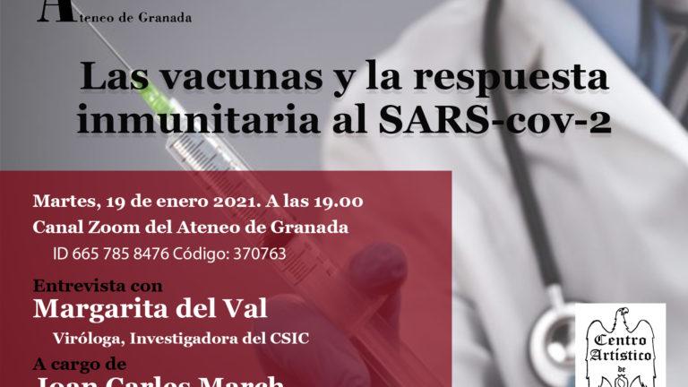 Las vacunas y la respuesta inmunitaria al SARS-cov-2