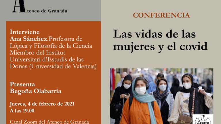 Conferencia El Ateneo | Las vidas de las mujeres y el covid