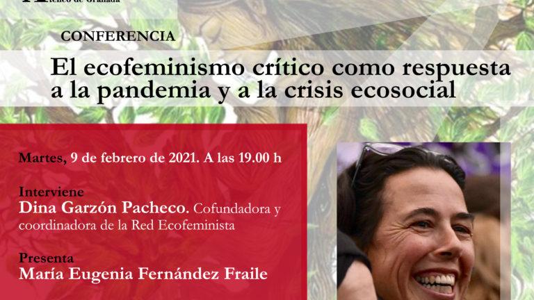 El ecofeminismo crítico como respuesta a la pandemia y a la crisis ecosocial