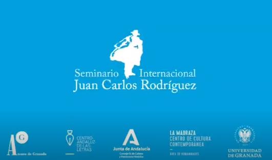 Promo Seminario Internacional Juan Carlos Rodríguez