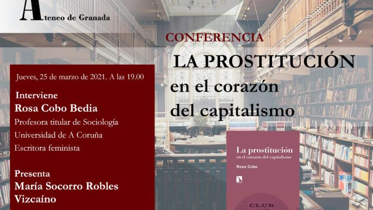 Conferencia | La prostitución en el corazón del capitalismo
