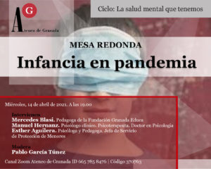 Mesa Redonda | Infancia en pandemia